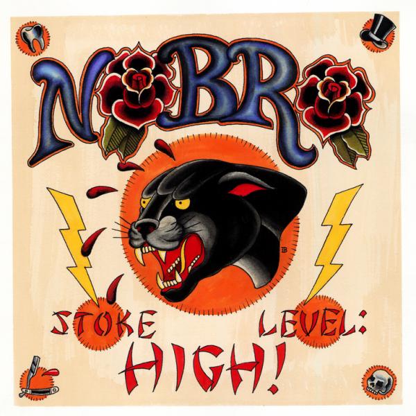 NOBRO - Stoke Level: High!
