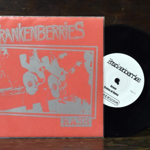Frankenberries - Rash