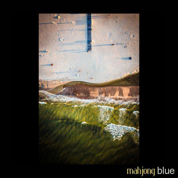 Mahjong - Blue